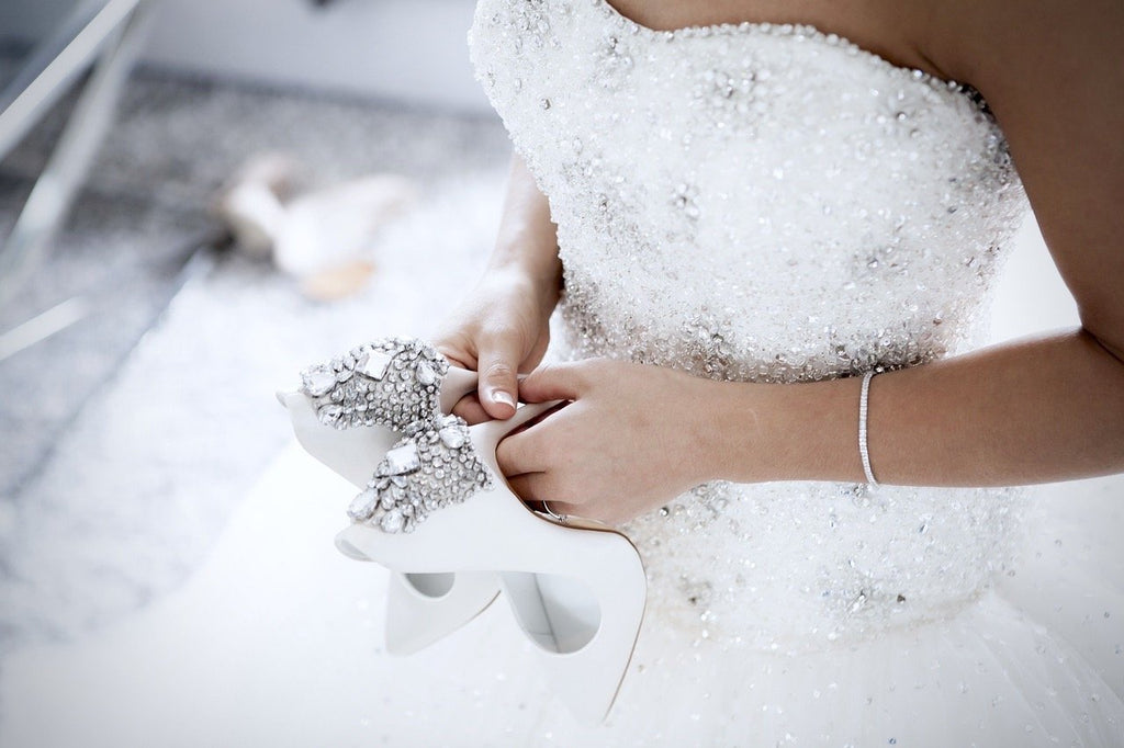 Wedding Accessories - Bridal Shoe Accessories