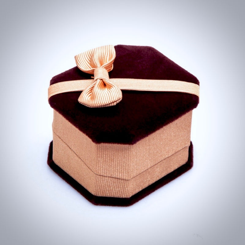 Wedding - Velvet Ring Boxes - More Colors Available