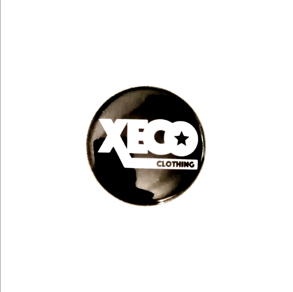 XECO Skate Pin Badge