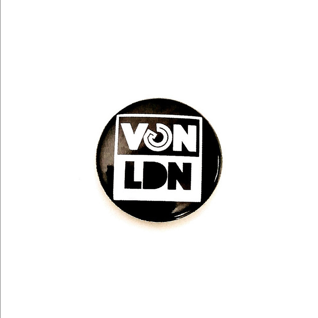 VGNLDN 25mm Pin Badge