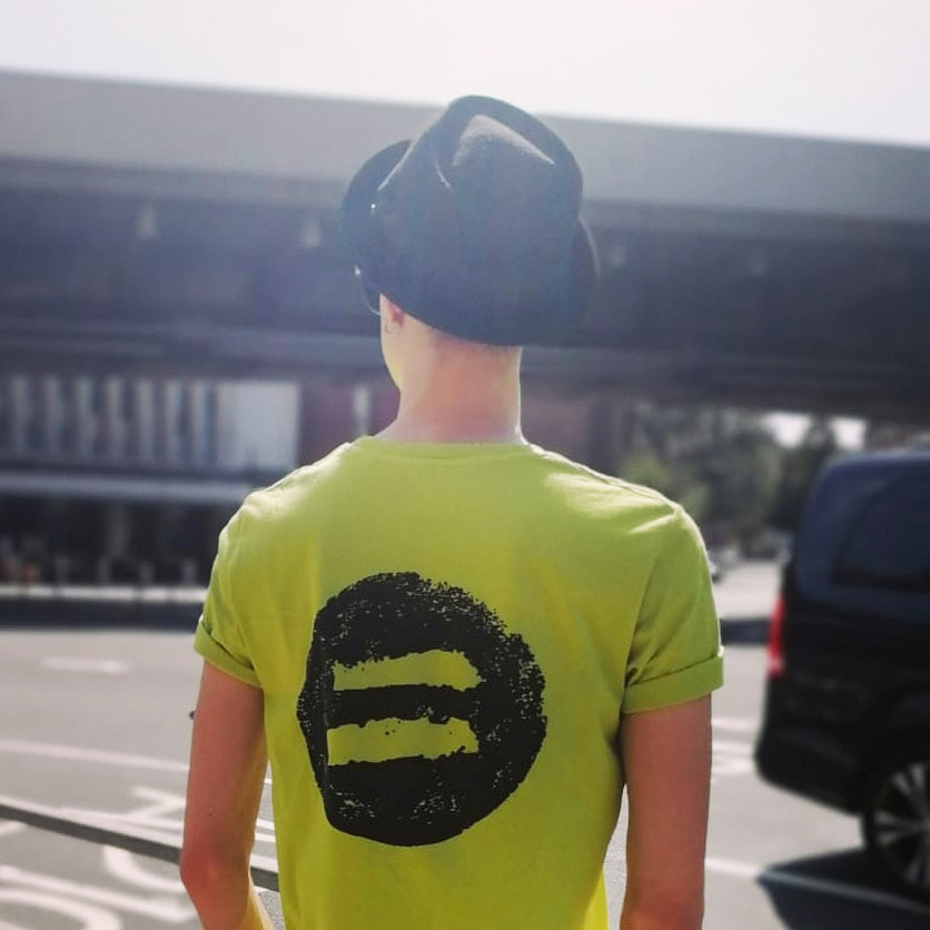 Equali = Tee - Unisex Tee - Subculture Green (WHILE STOCKS LAST)