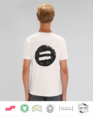 Equali = Tee - Unisex Tee -  London Vintage White (WHILE STOCKS LAST)