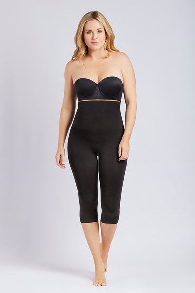 High Waist Shaping Capri