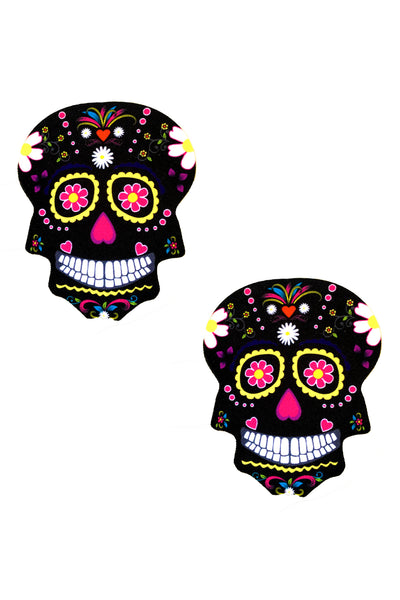 Freaking Awesome Sugar Skull Pasties