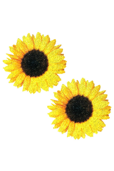 Seductive Sunflower Power Nipztix Pasties