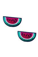 Watermelon Sequin Nipztix Pasties