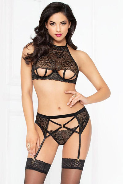 Three Piece Bra Set