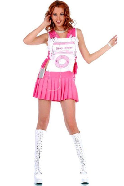 3Pc iPod Girl Costume