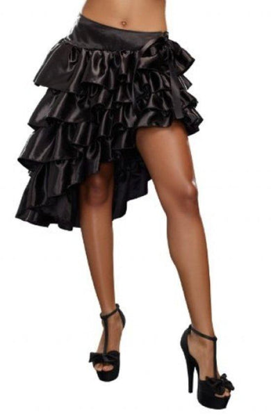 Ruffled Multi Layered Skirt