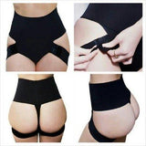 Lift Up Panty with Adjustable Hooks