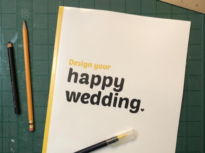 An Easy-to-Follow Design Your Happy Wedding Workbook
