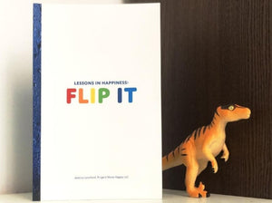 "A Bedtime Story for Adults all About Optimism: ""Flip It"""