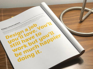 An Easy-to-Follow Design Your Happy Workday Workbook