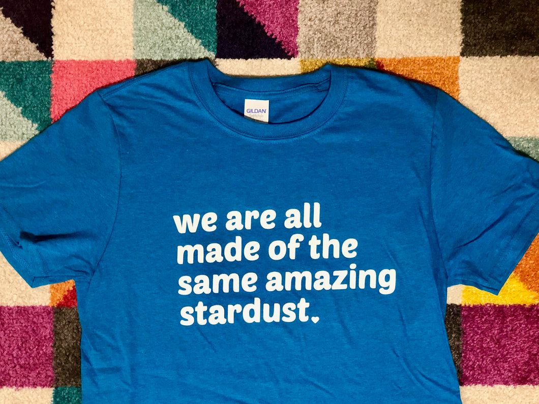 The Shirt that Reminds Everyone That They are Made of Stardust