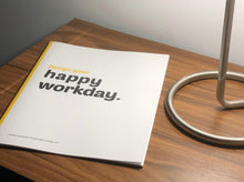 Load image into Gallery viewer, An Easy-to-Follow Design Your Happy Workday Workbook