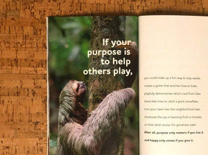 "A Bedtime Story for Adults all About Purpose: ""Live on Purpose"""