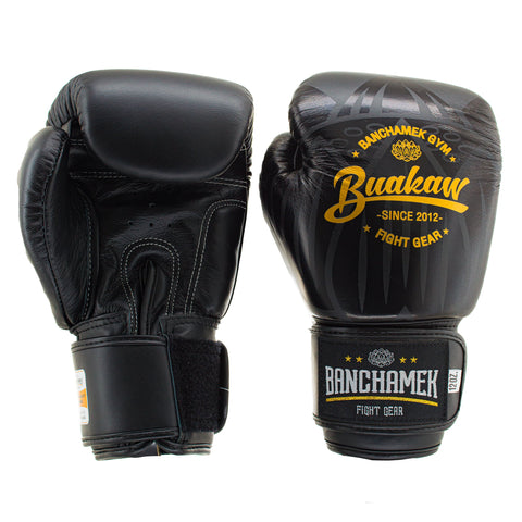Buakaw Gloves BGL-GL3 Black