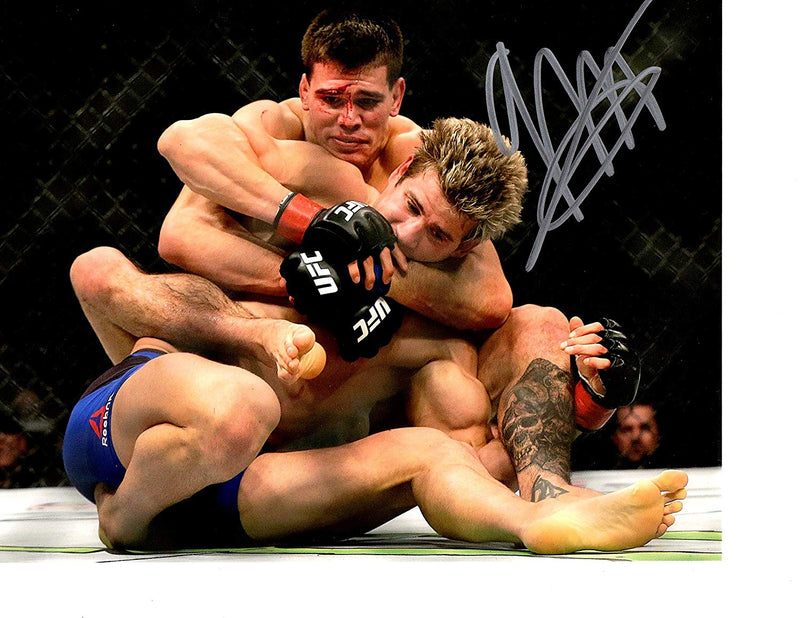 UFC Mickey Gall signed 8x10 photo - JAG Sports Marketing