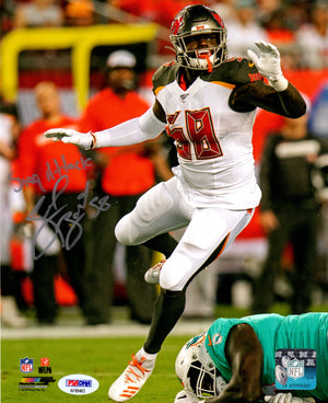Shaq Barrett autographed signed inscribed 8x10 photo Tampa Bay Buccaneers PSA - JAG Sports Marketing
