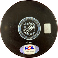 Ian Cole autographed signed inscribed puck NHL Pittsburgh Penguins PSA COA - JAG Sports Marketing