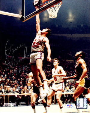 Dave Debusschere autographed signed inscribed 8x10 photo NBA New York Knicks PSA - JAG Sports Marketing
