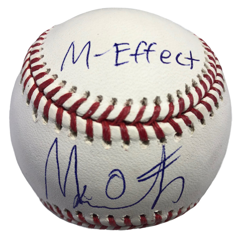 Mallex Smith autographed signed inscribed baseball MLB Seattle Mariners PSA COA - JAG Sports Marketing