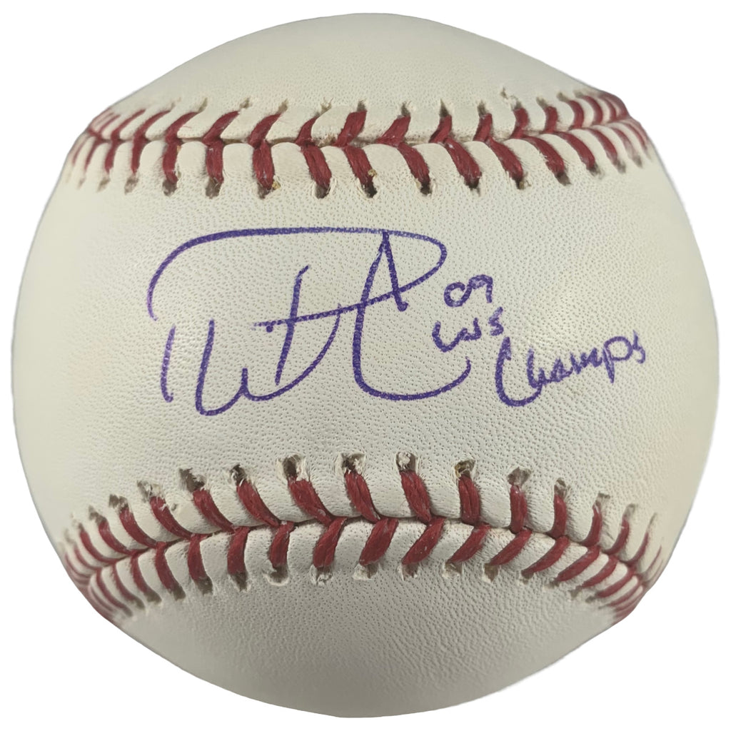Phil Coke autographed signed inscribed baseball MLB New York Yankees PSA COA - JAG Sports Marketing