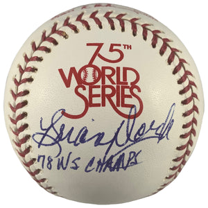 Brian Doyle autographed signed inscribed WS baseball MLB New York Yankees PSA - JAG Sports Marketing