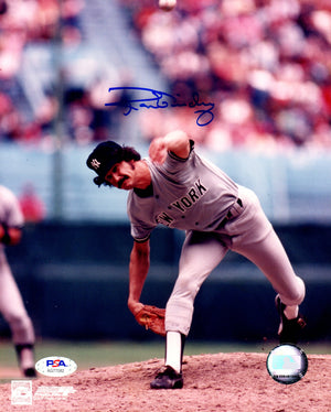 Ron Guidry autographed signed MLB New York Yankees 8x10 photo PSA COA - JAG Sports Marketing