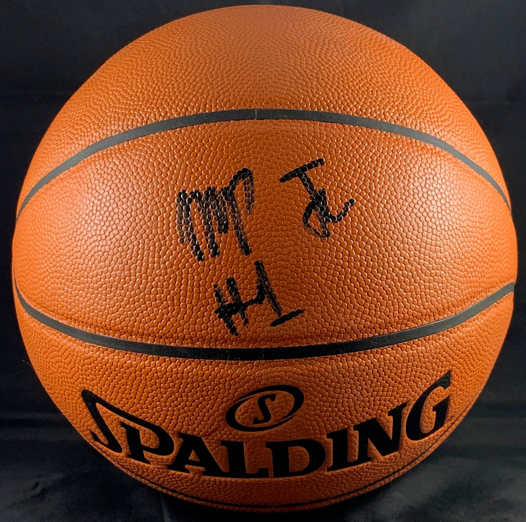 Michael Porter Jr. autographed signed basketball NBA Denver Nuggets PSA COA - JAG Sports Marketing