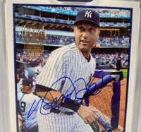 Derek Jeter autographed signed Card 1/1 NY Yankees 2020 Topps Archives Series - JAG Sports Marketing