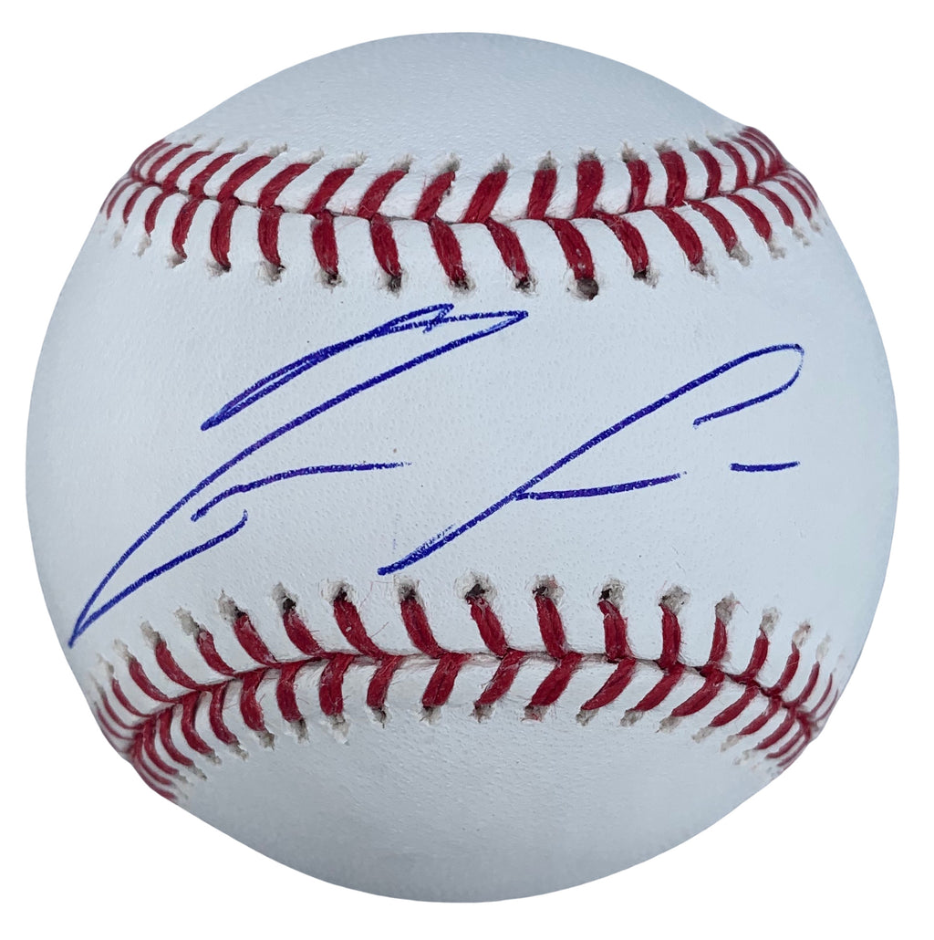 Ronald Acuna Jr. autographed signed baseball MLB Atlanta Braves JSA COA - JAG Sports Marketing