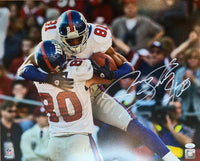 Jeremy Shockey autographed signed 16x20 photo NFL New York Giants JSA COA - JAG Sports Marketing
