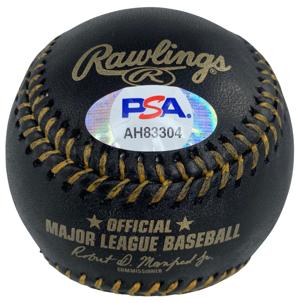 Andruw Jones autographed signed inscribed baseball MLB Atlanta Braves PSA COA - JAG Sports Marketing
