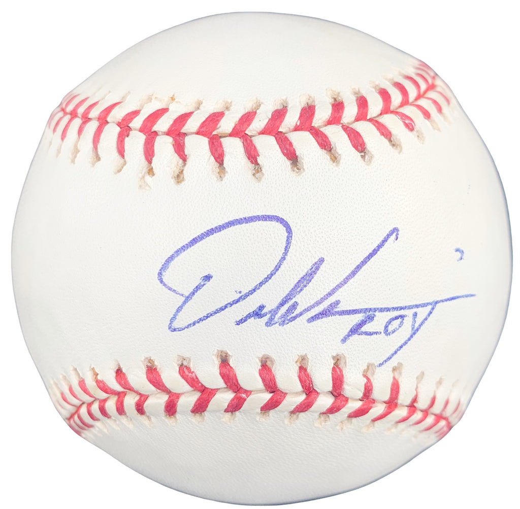 Dontrelle Willis autographed signed baseball MLB Florida Marlins PSA COA Tigers - JAG Sports Marketing