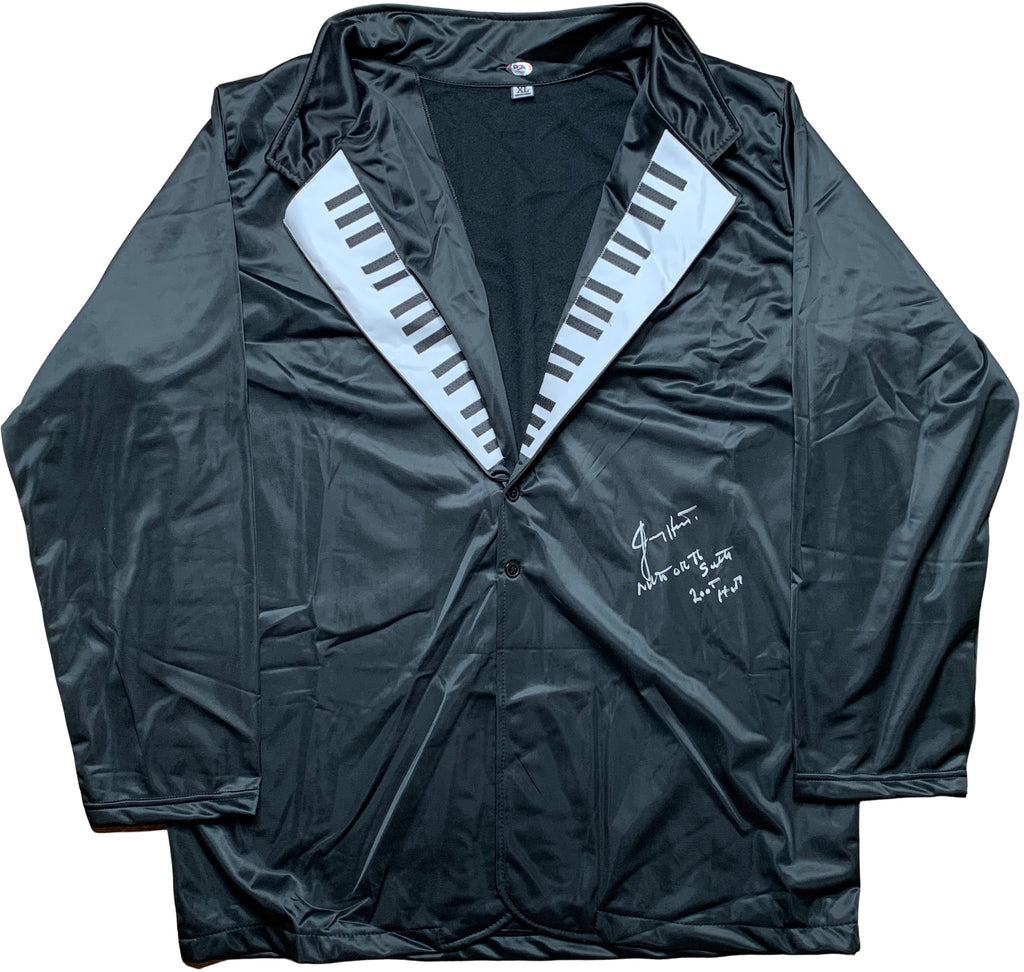 Jimmy Hart autographed signed inscribed Jacket WWE Mouth of The South PSA COA - JAG Sports Marketing