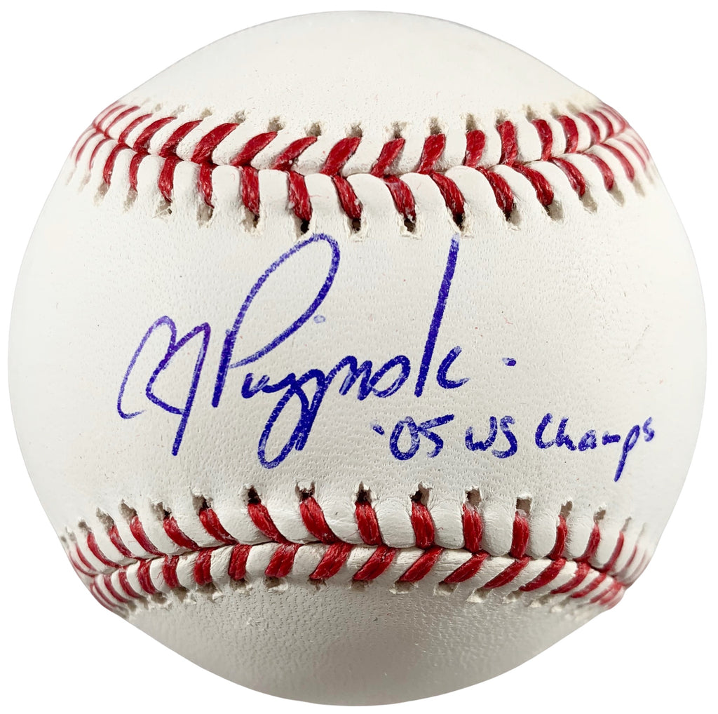 AJ Pierzynski autographed signed inscribed baseball Chicago White Sox PSA COA - JAG Sports Marketing