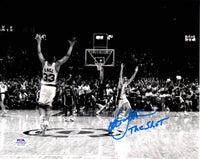 Christian Laettner autographed signed inscribed 8x10 photo Duke Blue Devils PSA - JAG Sports Marketing