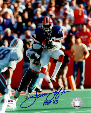 James Lofton autographed signed inscribed 8x10 photo NFL Buffalo Bills PSA - JAG Sports Marketing