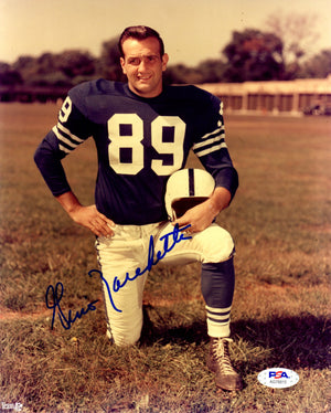 Gino Marchetti autographed signed 8x10 NFL photo Baltimore Colts PSA COA - JAG Sports Marketing