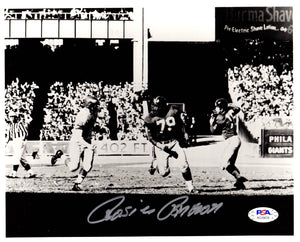 Rosie Brown autographed signed 8x10 photo New York Giants PSA COA - JAG Sports Marketing