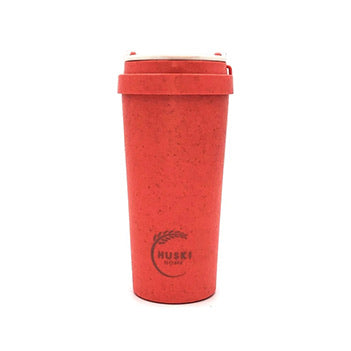 Large Huski Home Cup - Coral