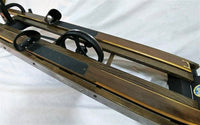 NordicTrack 20th Anniversary Custom Skier / Ski Machine with EXCLUSIVE Medalist Skis