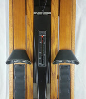 NordicTrack ACHIEVER Custom Ski Machine  / Skier with Calibrated Resistance Gauges for Easy Tension Adjustment