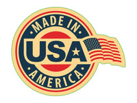 nordicfitnessskimachines - Made in America / USA Decals. Custom Set of 4