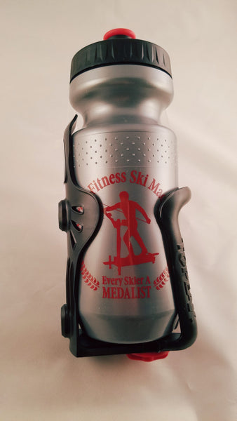 nordicfitnessskimachines - Custom Adjustable Bottle Holder & SPECIALIZED Sport Bottle COMBO