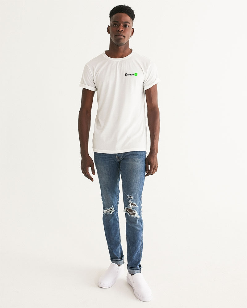 Simple Ravers Box Tee White