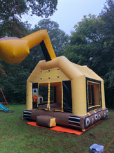 Construction Site Bounce House 15'x15'