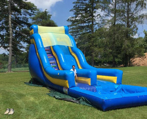 Adrenaline Rush Slide 40'x20'x20'