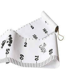 Cartoon Children Growth Ruler
